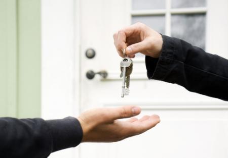 przekazywanie kluczy